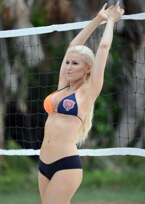 Ana Braga in Bikini -05