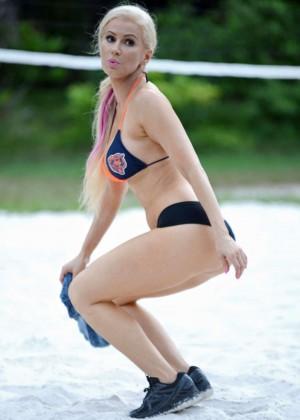 Ana Braga in Bikini -06