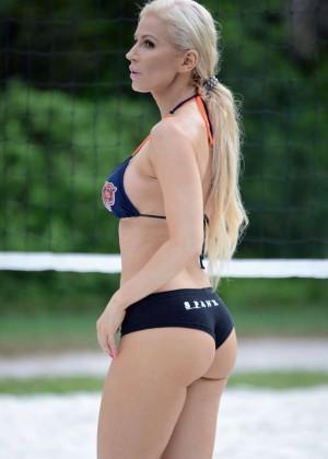 Ana Braga in Bikini -07