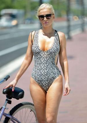 Ana Braga in Swimsuit -08