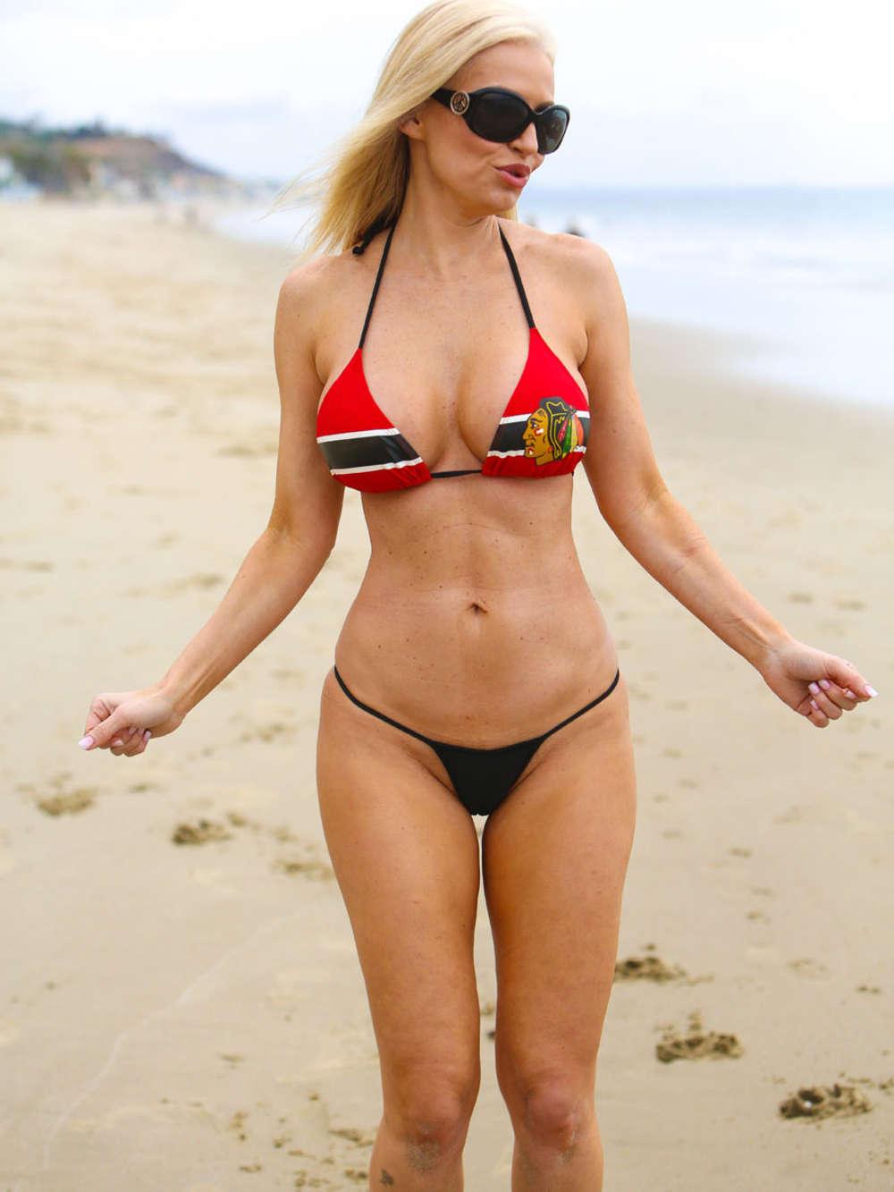 ana braga in bikini  11   gotceleb