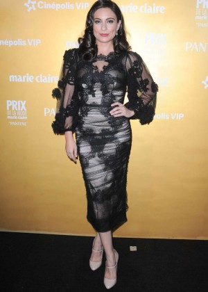 Ana Brenda Contreras - Marie Claire Prix de la Mode Awards 2015 in Mexico City