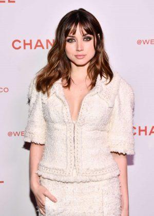 Ana de Armas - 2018 Chanel Pre-Oscars Event in Los Angeles