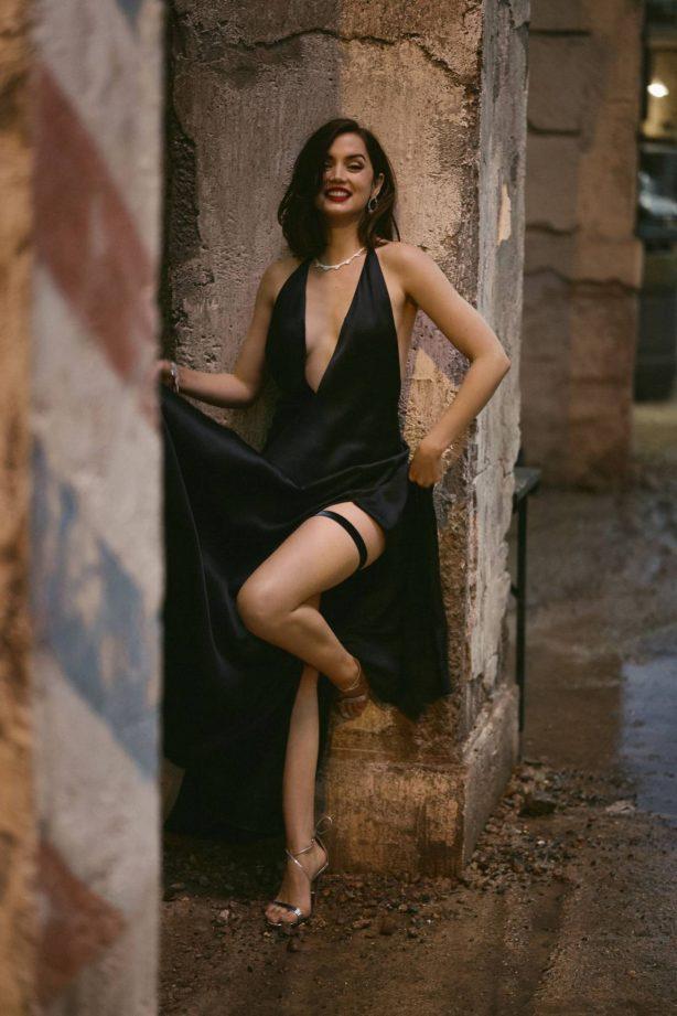 Ana de Armas - Chopard for No Time To Die 2020