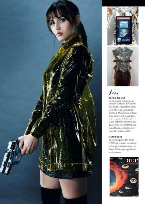 Ana de Armas - Cinemania Magazine (October 2017)