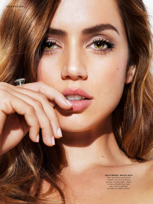 Ana de Armas - Cosmopolitan Magazine (Germany - November 2020)
