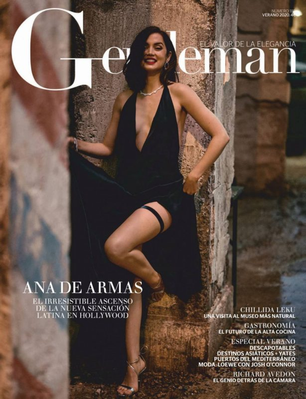 Ana de Armas - Gentleman Magazine (Spain - Summer 2020 issue)