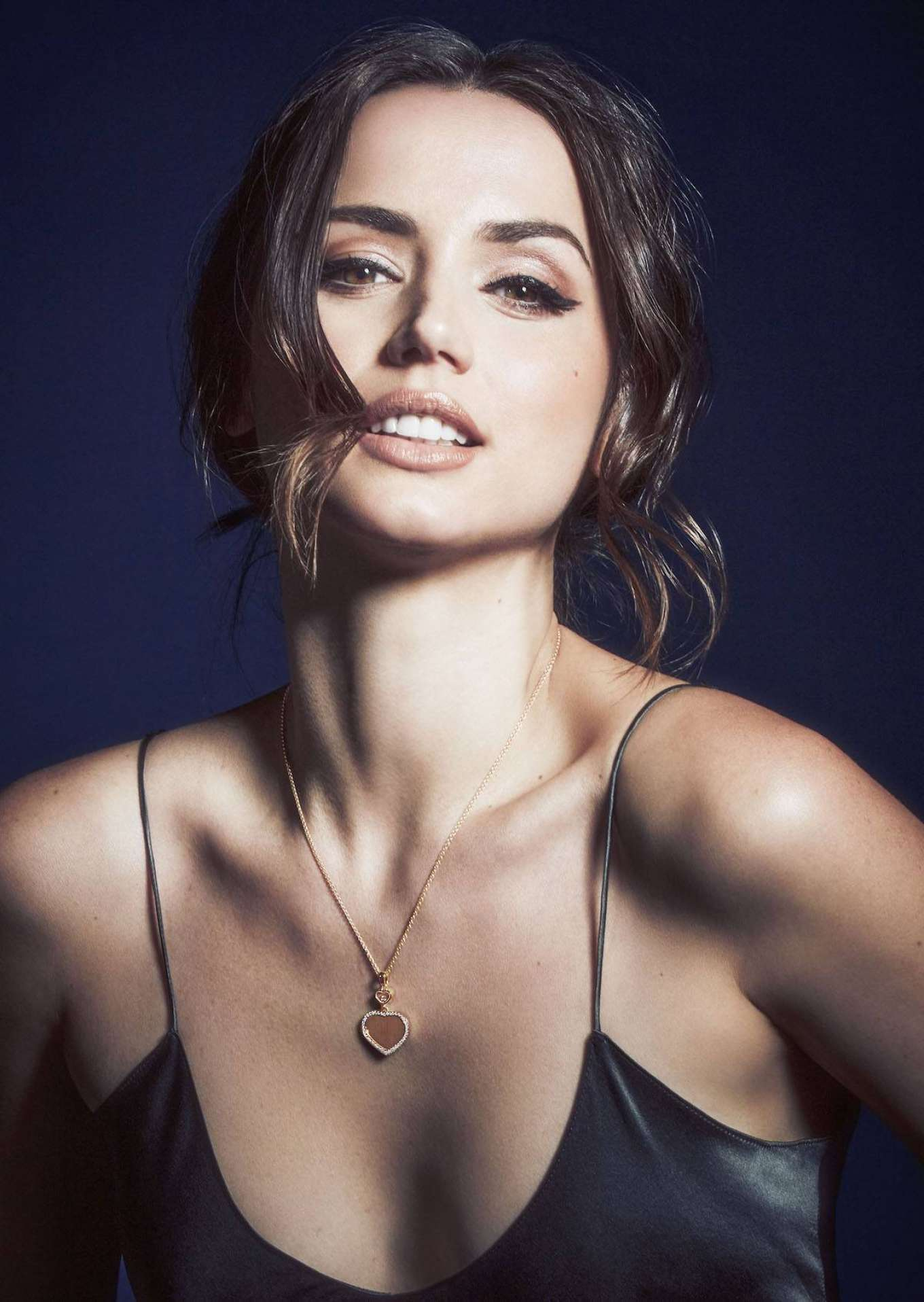 Ana de Armas - Global Ambassador for Chopard - February 2020