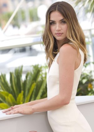 Ana de Armas - 'Hands of Stone' Photocall at 2016 Cannes Film Festival