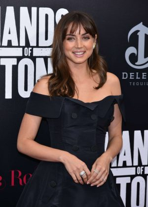 Ana de Armas - 'Hands of Stone' Premiere in New York