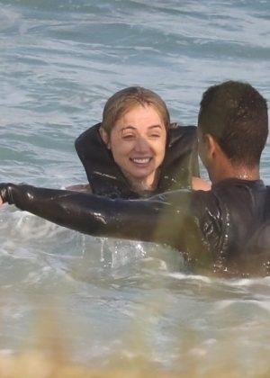 Ana de Armas in Bikini...