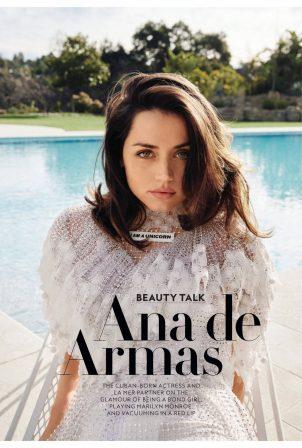 Ana De Armas - InStyle USA (April 2021)