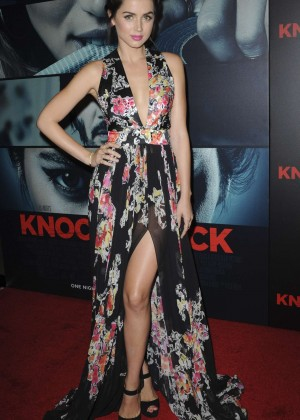 Ana de Armas - 'Knock Knock' Premiere in Hollywood