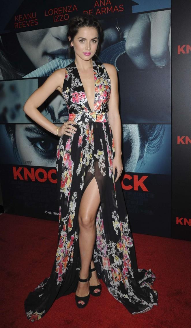 Ana de Armas - 'Knock Knock' Premiere in Hollywood