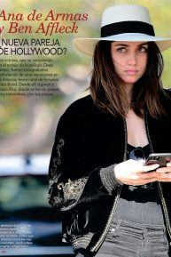 Ana de Armas - Love Magazine (March 2020)
