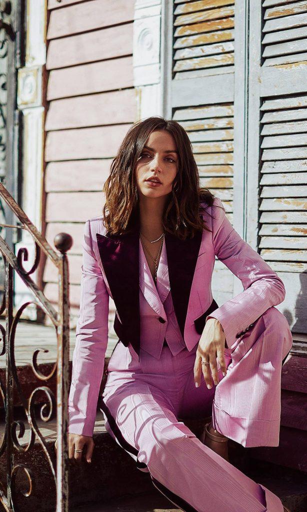 Ana De Armas - Nexos Magazine (April/May 2020)