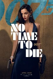 Ana De Armas - 'No Time to Die' Promotional Poster 2020