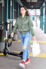 Ana De Armas - Out in Los Angeles