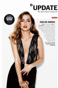 Ana de Armas - Playboy Germany Magazine (April 2020)