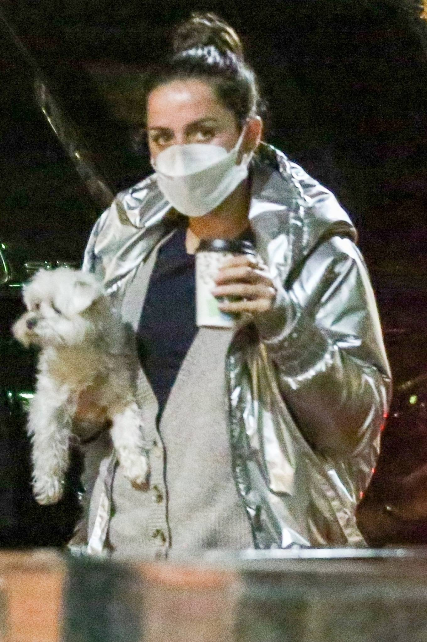 Ana de Armas - Spotted without her prop ring after movie set in New Orleans