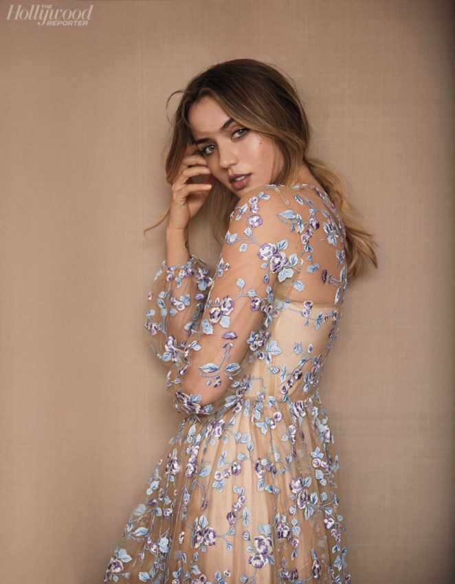 Ana de Armas - The Hollywood Reporter photoshoot