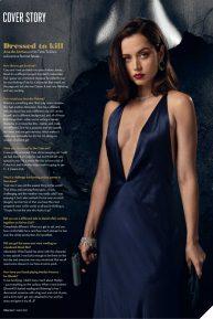 Ana de Armas - Total Film Magazine (March 2020)