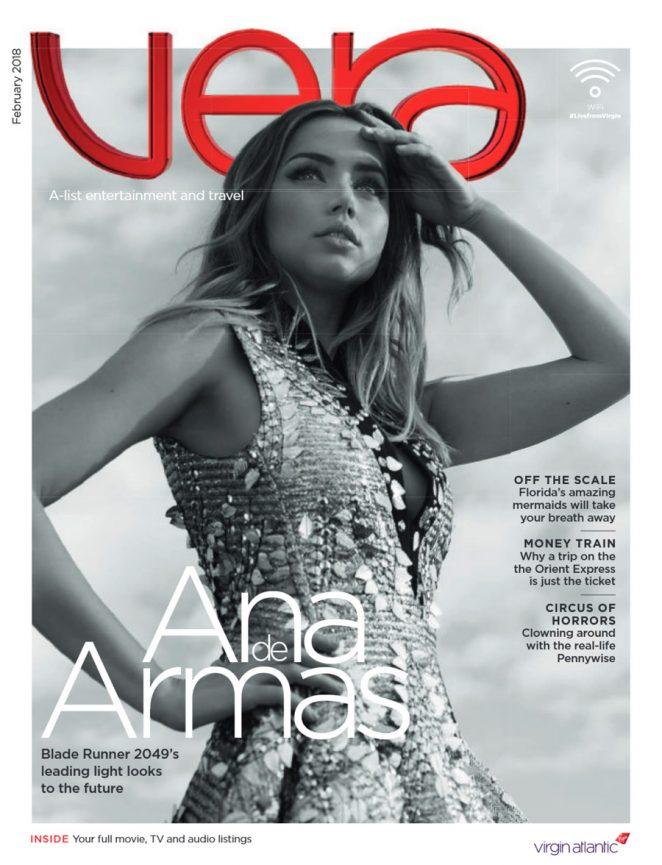 Ana de Armas - Vera Magazine (February 2018)