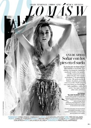 Ana de Armas - Woman Madame Figaro (August 2017)