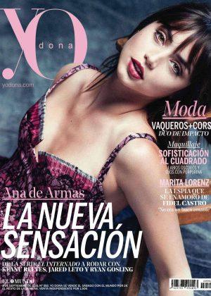 Ana de Armas - YO DONA Magazine (September 2016)