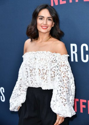 Ana de la Reguera  - Netflix's 'Narcos' Season 2 Premiere in Hollywood