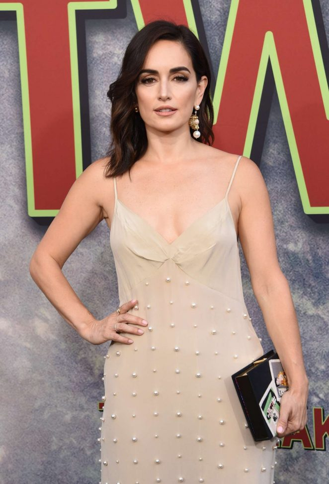 Ana de la Reguera - Showtime's 'Twin Peaks' Premiere in Los Angeles