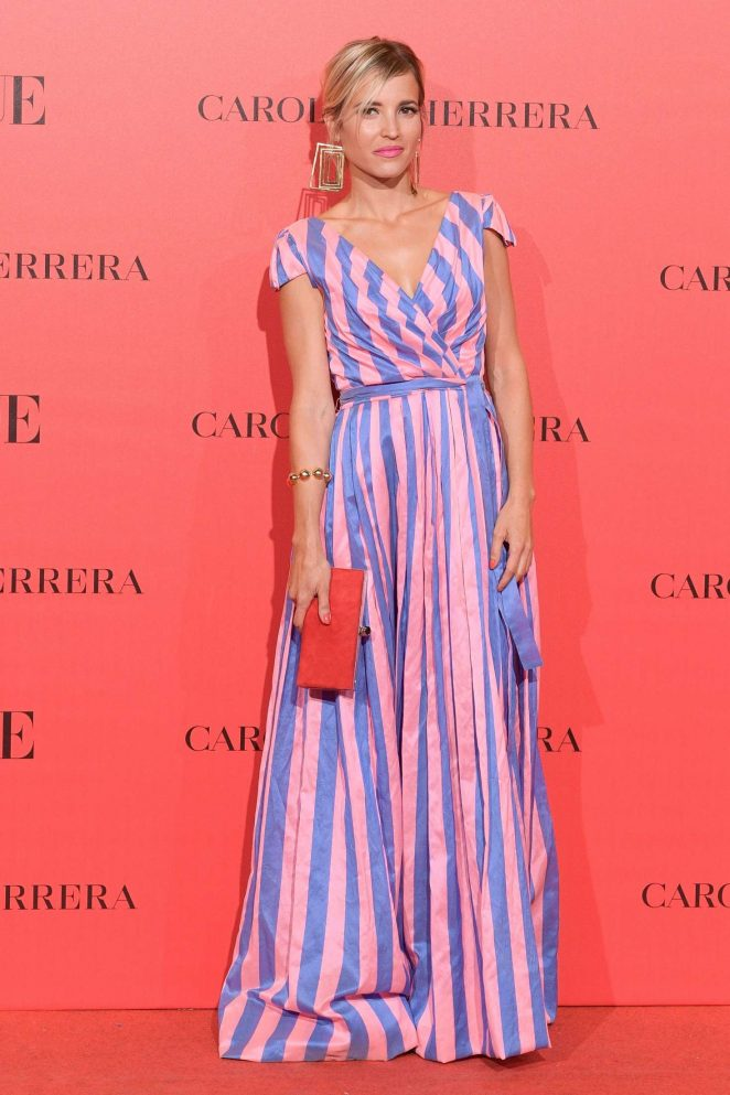 Ana Fernandez - VOGUE Spain 30th Anniversary Party in Madrid