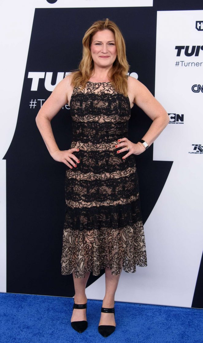 Ana Gasteyer - Turner Upfront Presentation in New York