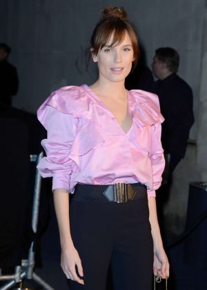 Ana Girardot at H and M Show in Paris