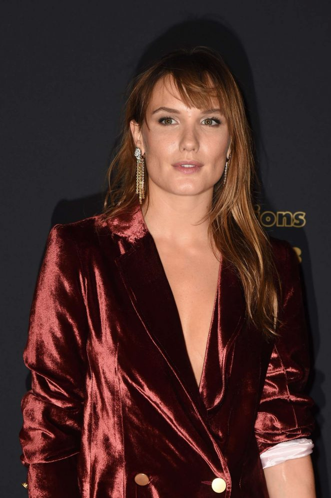 Ana Girardot - Cesar Revelations 2018 at Le Petit Palais in Paris