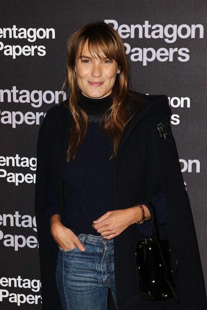 Ana Girardot - 'The Post' Premiere in Paris