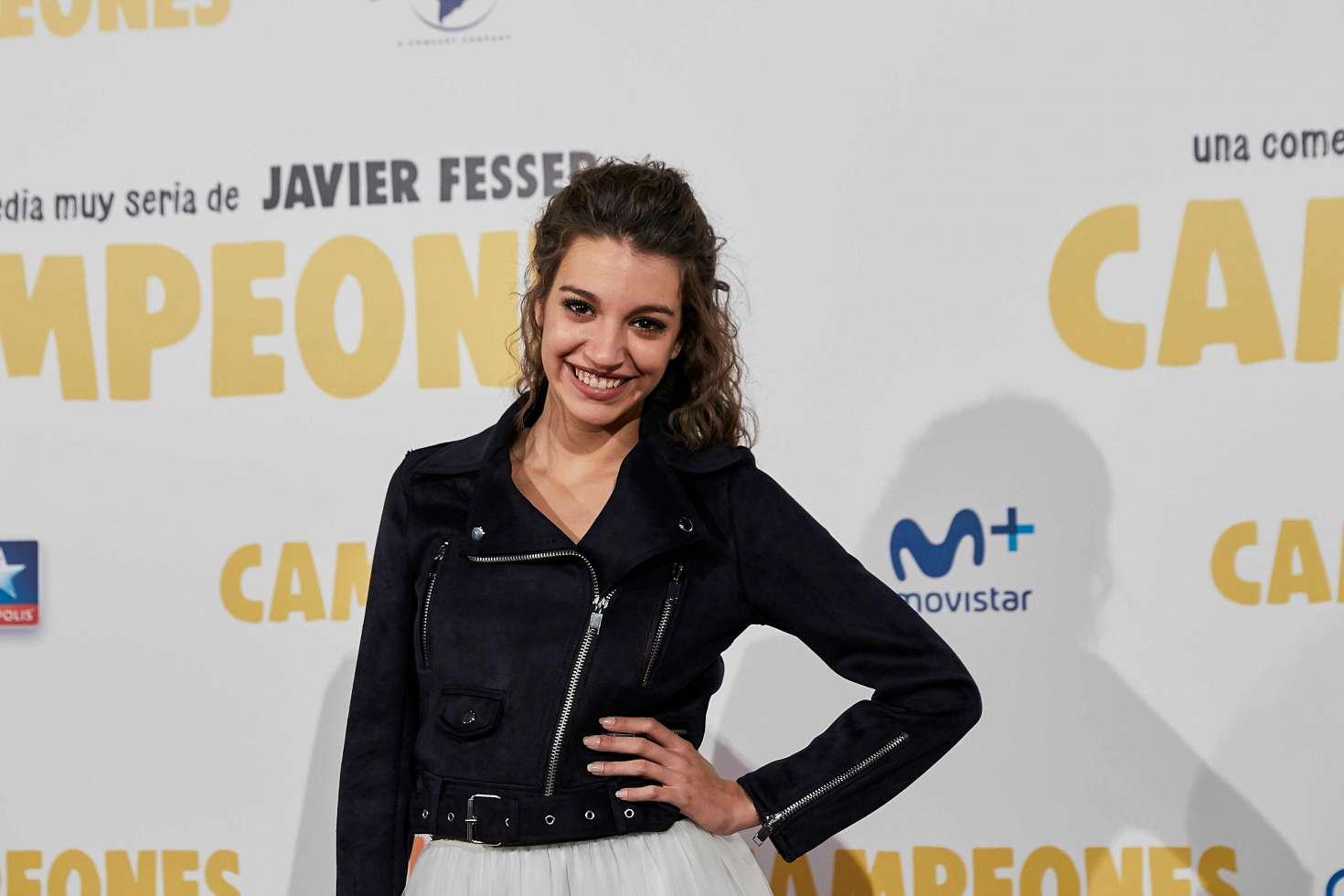 Ana Guerra 2018 : Ana Guerra: Campeones Premiere in Madrid -01