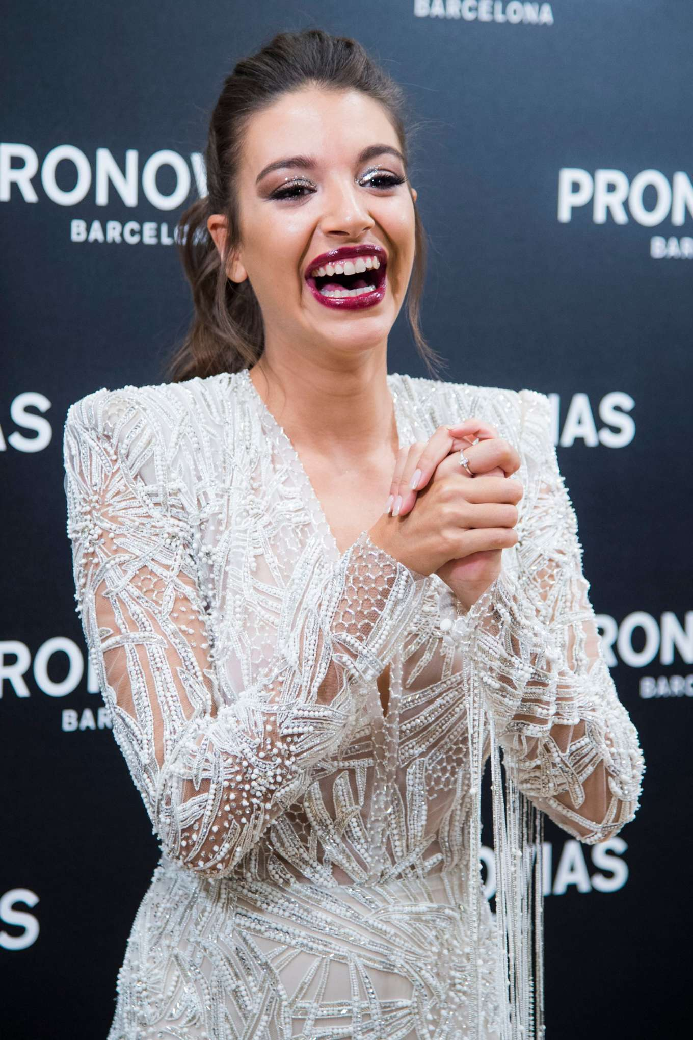 Ana Guerra 2019 : Ana Guerra – Pronovias Collection Photocall in Madrid-05