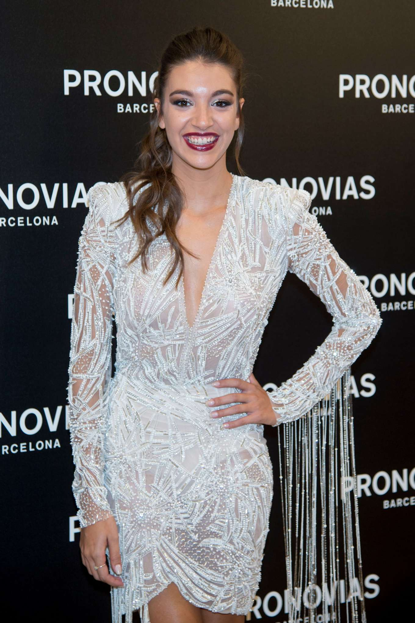 Ana Guerra - 'Pronovias' Collection Photocall in Madrid