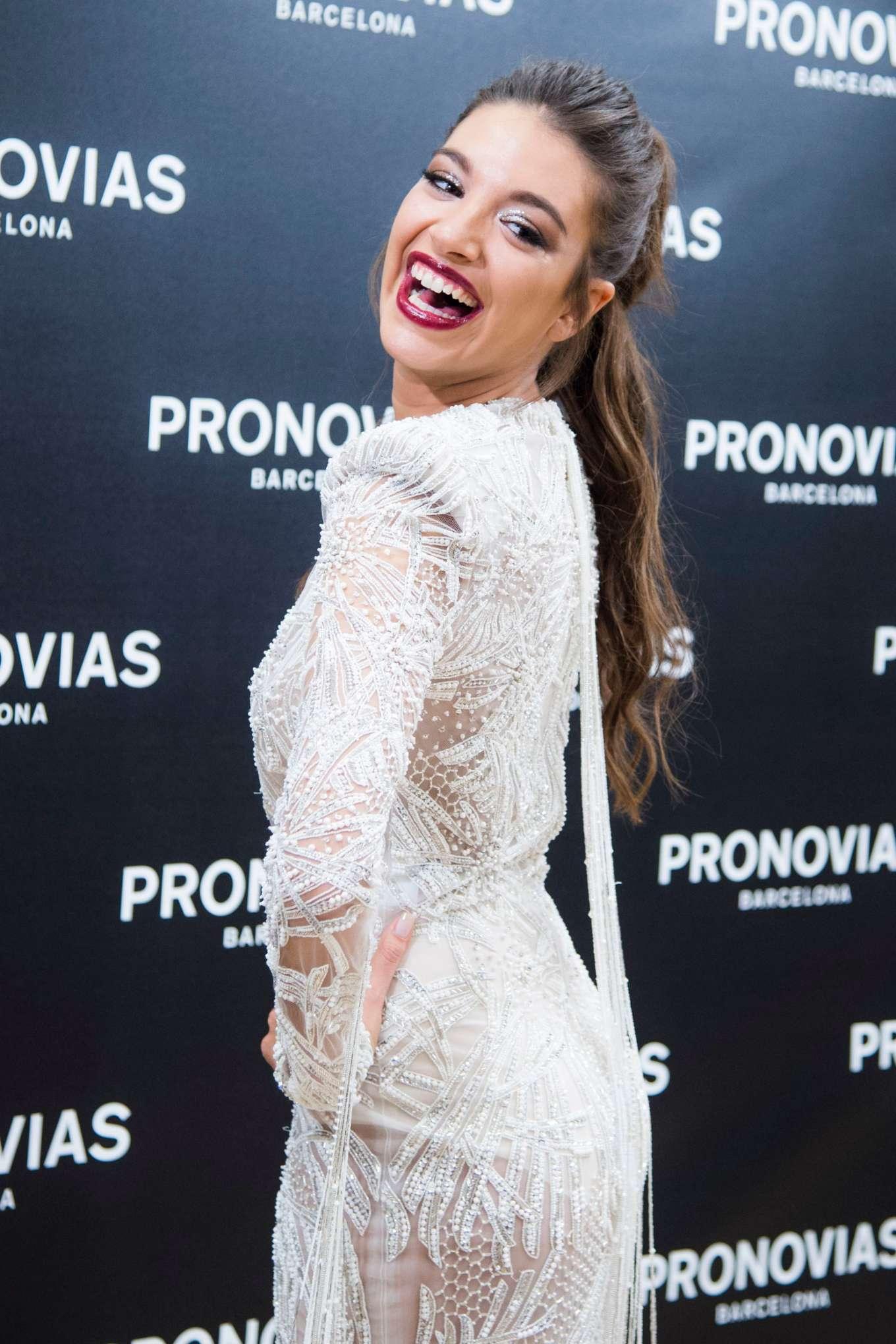 Ana Guerra 2019 : Ana Guerra – Pronovias Collection Photocall in Madrid-18