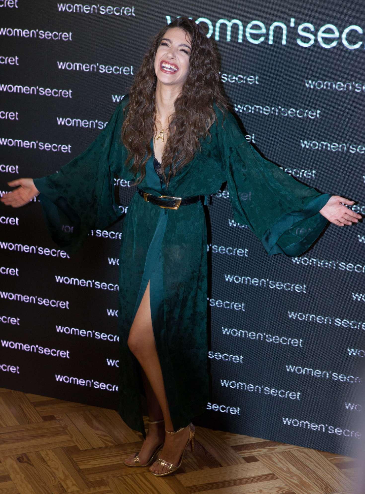 Ana Guerra 2018 : Ana Guerra: Women Secrets 25 Birthday -04