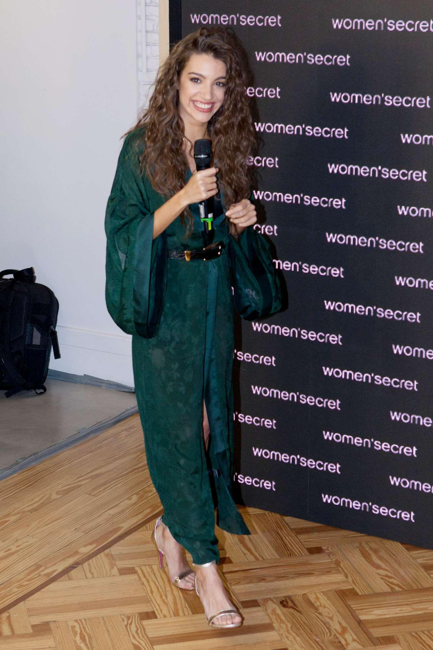 Ana Guerra 2018 : Ana Guerra: Women Secrets 25 Birthday -06