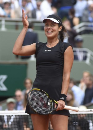 Ana Ivanovic - 2015 French Open in Paris