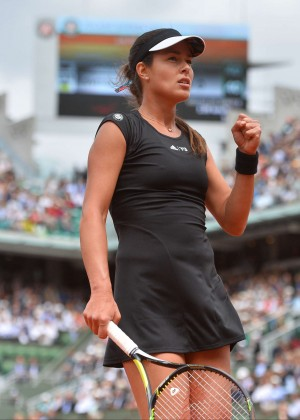 Ana Ivanovic: 2015 French Open -02
