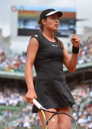 Ana Ivanovic - 2015 French Open in Paris