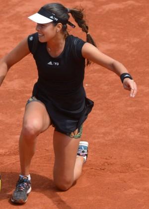 Ana Ivanovic: 2015 French Open -03