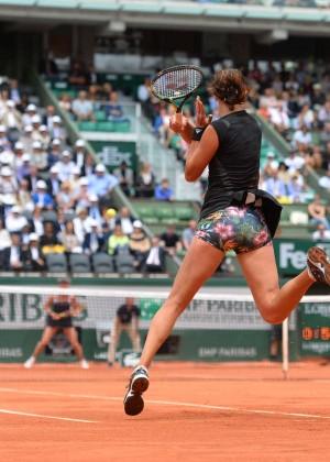Ana Ivanovic: 2015 French Open -04
