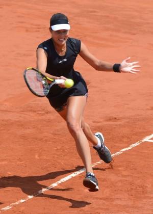 Ana Ivanovic: 2015 French Open -05