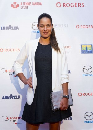 Ana Ivanovic - 2015 Rogers Cup Draw Ceremony in Toronto
