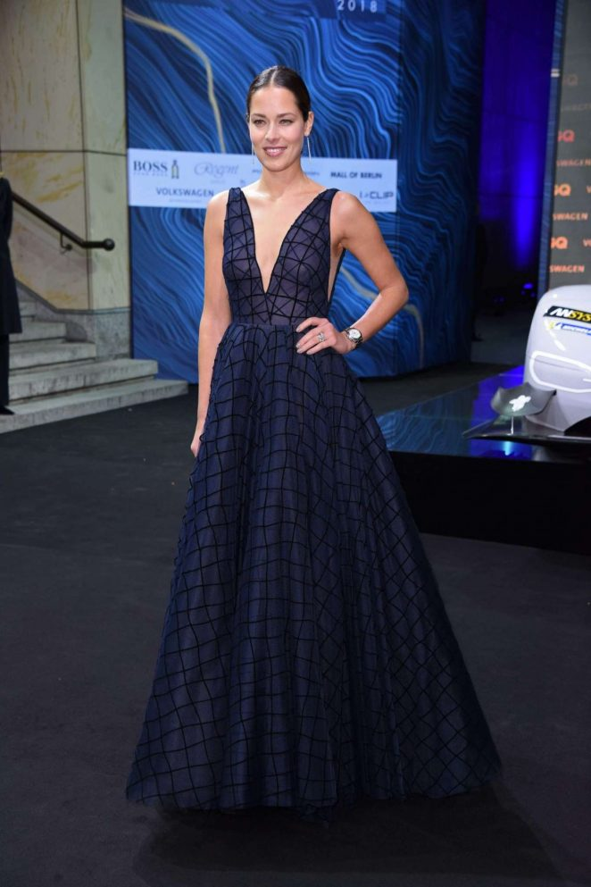 Ana Ivanovic – 2018 GQ Men of the Year Award in Berlin